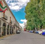 Calle de Tlaxcala