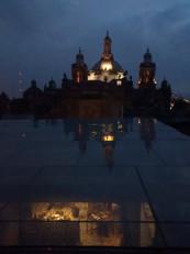 Cúpula de catedral