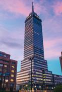 Amanecer en la Torre Latino