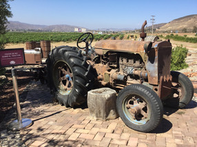 Tractor de ayer