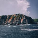 El faro de bahías de Huatulco