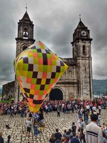 Globos en Veracruz