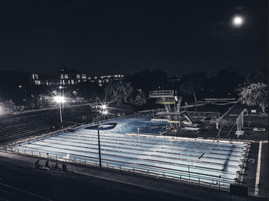 Luna en la Ciudad Universitaria