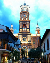 Parroquia en Puerto Vallarta