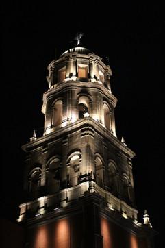 El centro de Querétaro