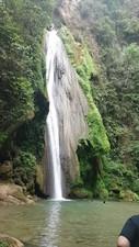 Cascada de Chuvejé