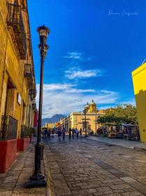 Oaxaca, antes de la contingencia