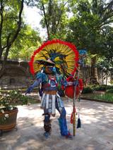 Representación de Huitzilopochtli