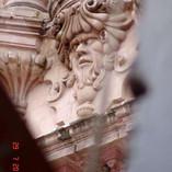 Detalle de la fachada
