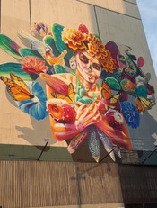 Street art México