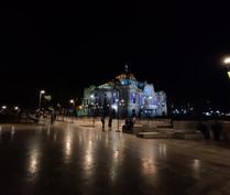 Noche en Bellas Artes