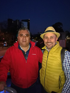 1a. Reunión AmorxMexico