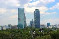 Rascacielos de la ciudad