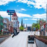Centro histórico de la ciudad Chihuahua