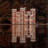Reflejo del Castillo