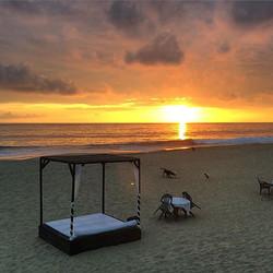 Atardeceres perfectos 🇲🇽 #nature #sky #blue #beach #beachlife #cloudporn #follow #instagood #insta