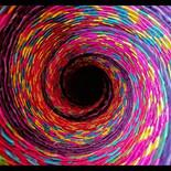 Túnel de colores