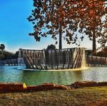 Fuente Parque Fundidora
