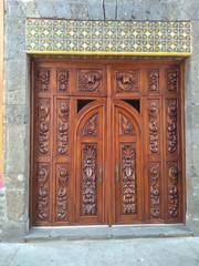 Puertas en Tlaquepaque