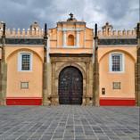 Arquitectura cholulteca