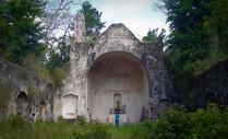 Las iglesias de los mayas