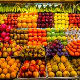 Colores Vibrantes, mercado Ernesto Pugibet