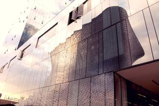 Reflejo del museo