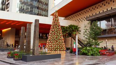 Ambiente navideño