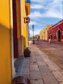 Pintoresca calle