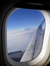 Sobrevolando volcanes