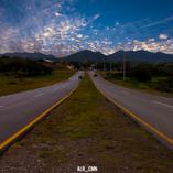 Carretera al Santiago de Anaya