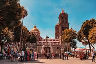 Zócalo de Puebla
