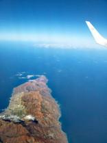 Llegando a Baja Sur