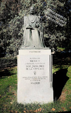 México en España con Sor Juana Inés de la Cruz
