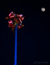 La luna, nuestra invitada especial de esta noche