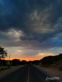 Autora: Karla Mendoza IG: @karlita7706  Atardecer en Huajuapan de León, Oaxaca