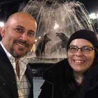 Con Dina la viajera