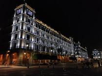 Ayuntamiento de noche
