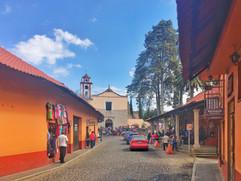 Tradicional calle