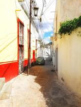 Entre callejones