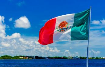 El orgullo de la bandera de México