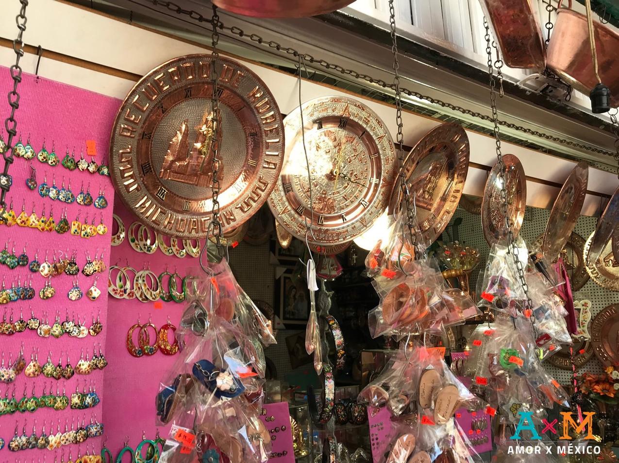 Mercado de Artesanías de Michoacán