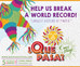 Help us break a World Record!