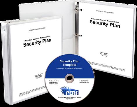Security Plan Package