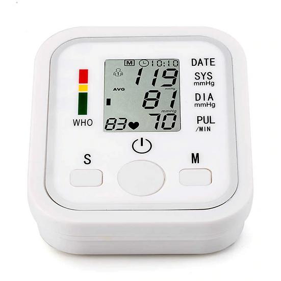 JZIKI , Digital Upper Arm Blood Pressure Pulse Monitor