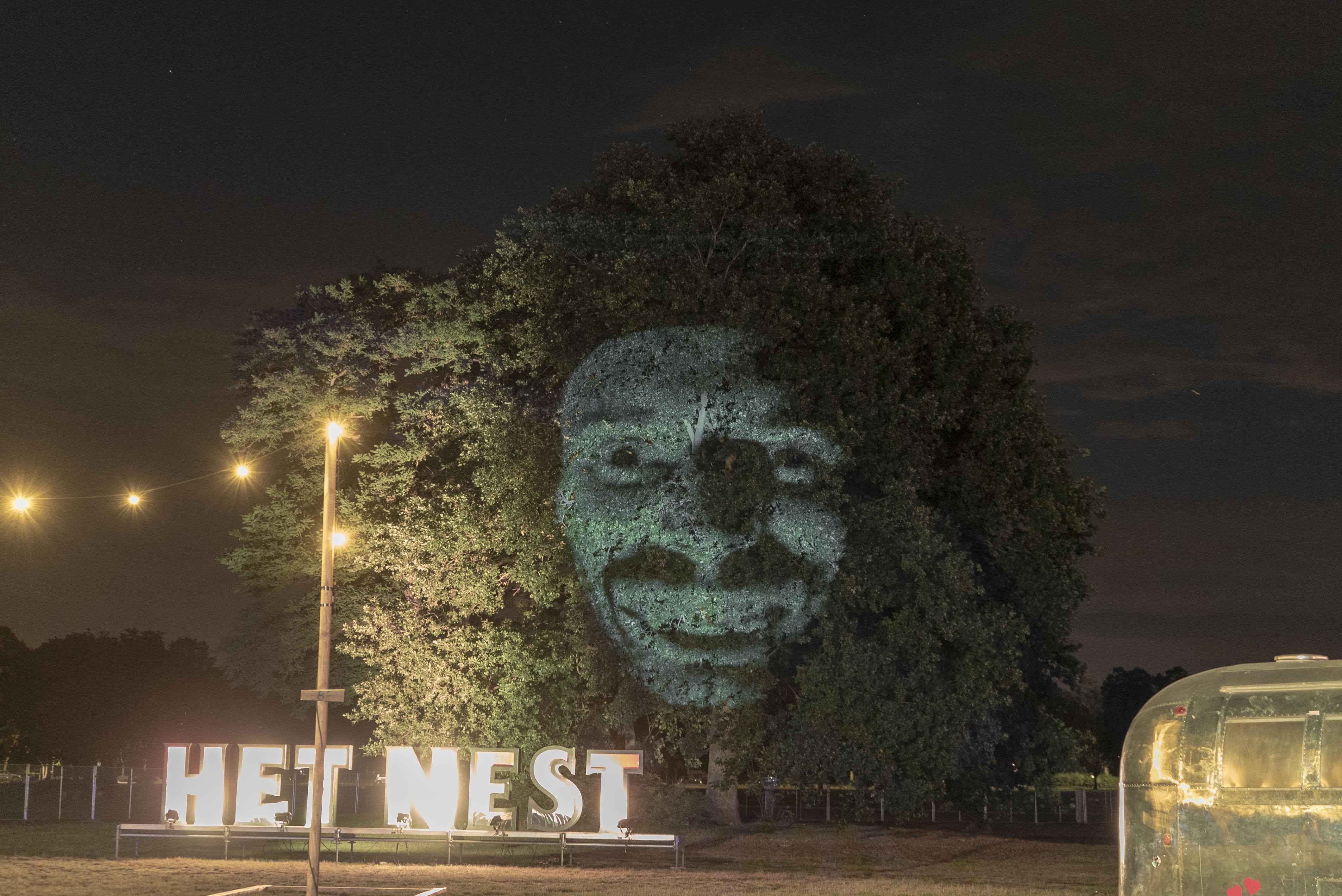 Jasper Toeli Video BeTheTree-hetnest20 s
