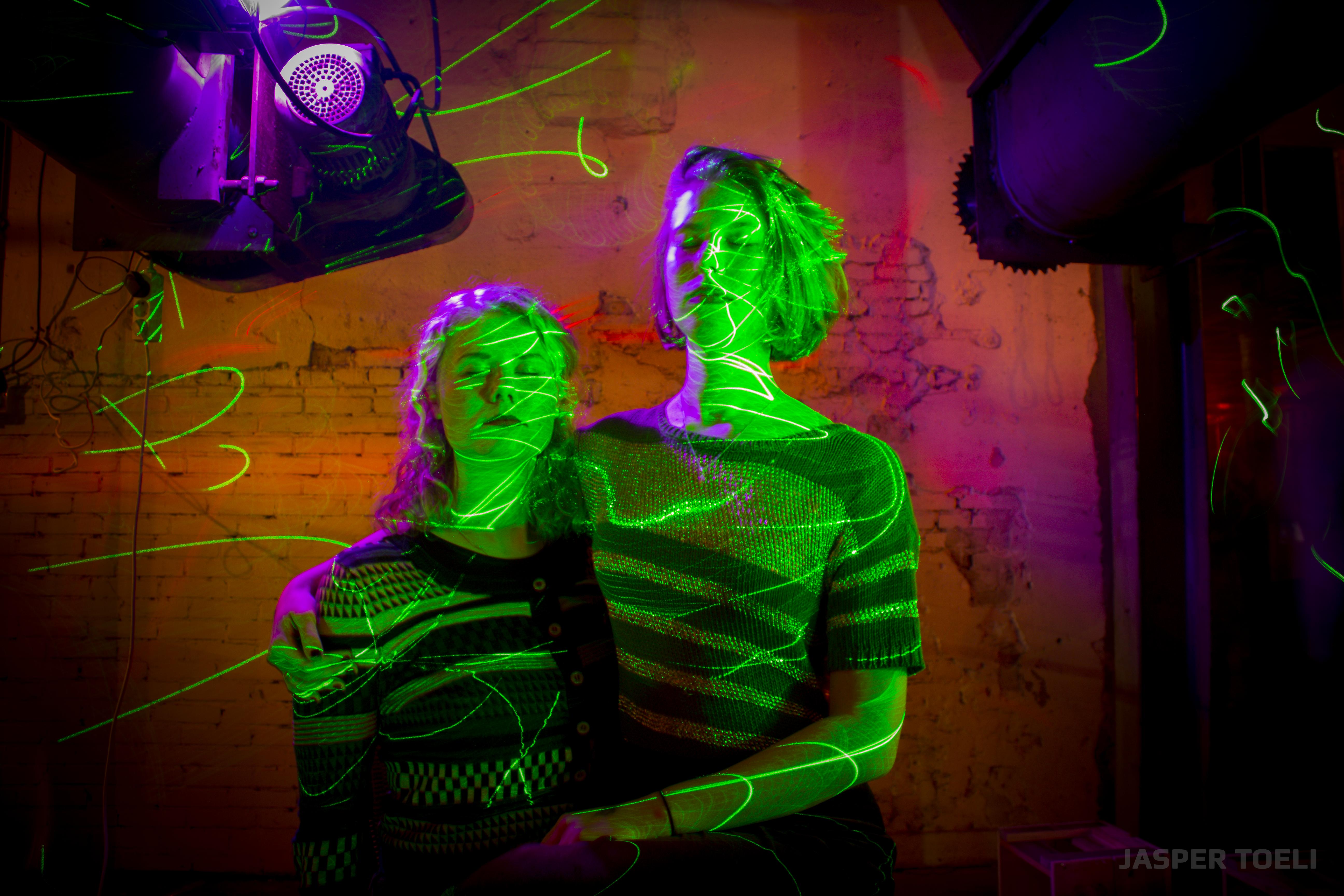 Laser Girls