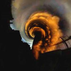 Cyclone _#cyclone #hurricane #360 #goldensky #knokke
