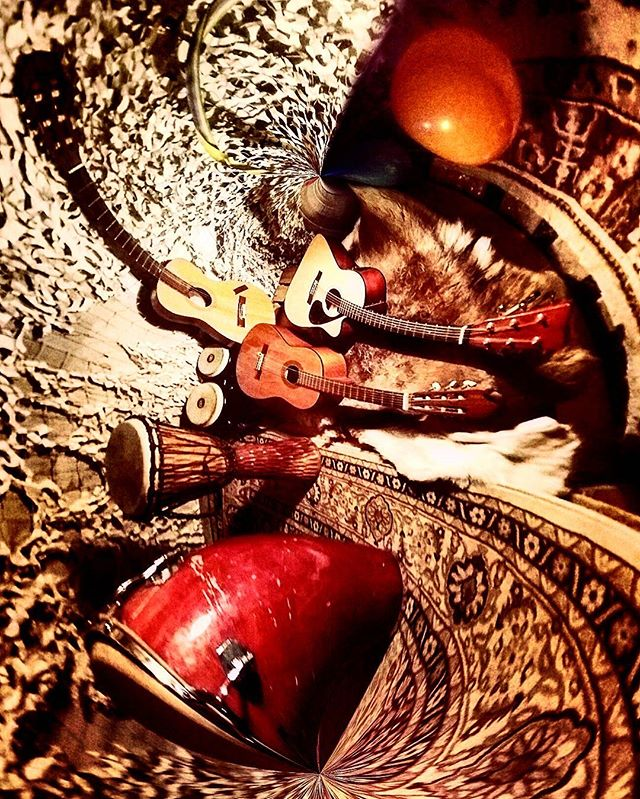 #guitar #conga #djembe #bongos