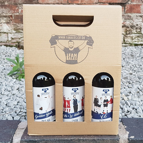 ENGLAND INSPIRED GIFT PACK